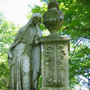 John R. Robbins Monument