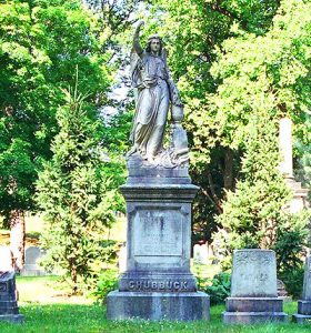 Stillman E. Chubbock Monument