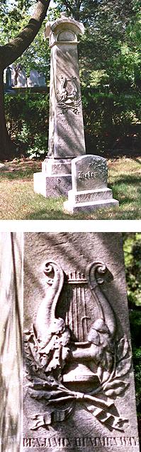 Benjamin Hemmenway Monument