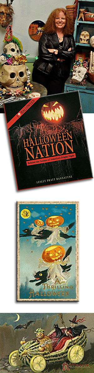 The Curious History of Halloween with Lesley Bannatyne