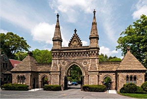 Horticulture And Buildings Of Forest Hills Cemetery