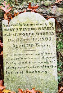 Warren Family Lot