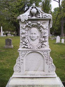 Lucy Bixby Monument