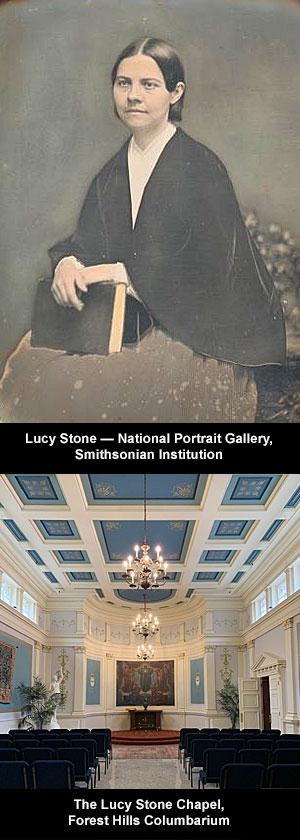 A Celebration of Lucy Stone