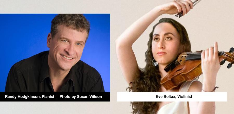 Randy Hodgkinson and Eve Boltax